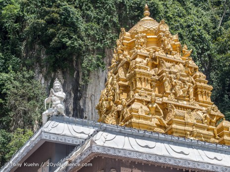 Hindu complex, Batu Caves