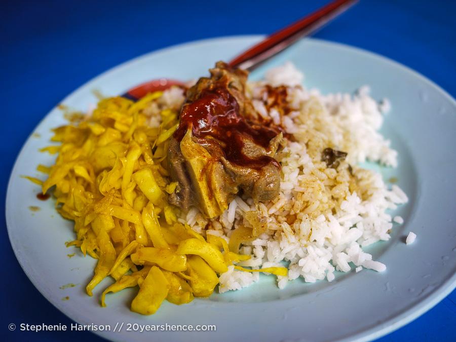 Nasi Kandur in Penang