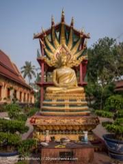 Wats, Vientiane