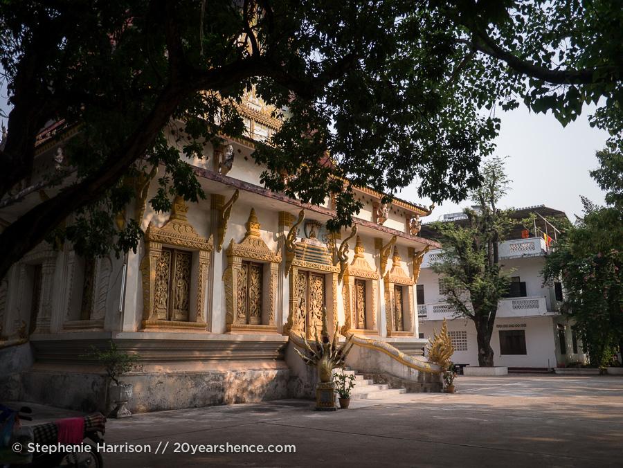 Wat Haisok, Vientiane