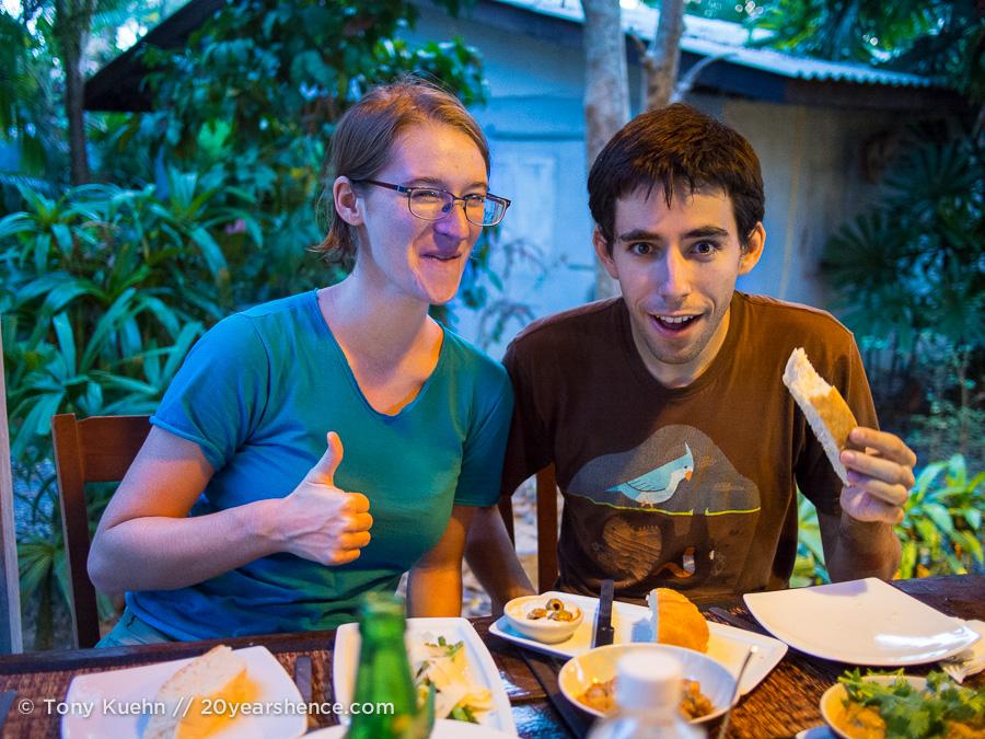 Rachel & Jeff of World Flavor