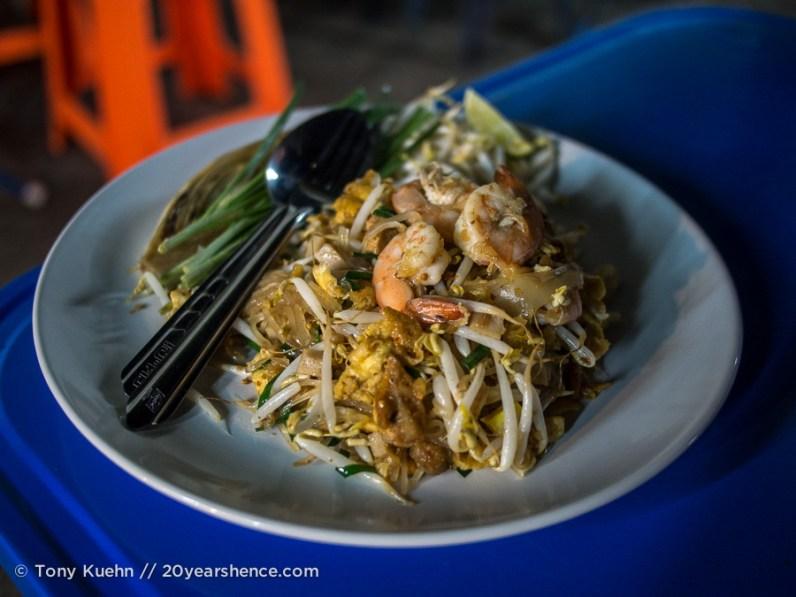 Food, Nong Khai, Thailand