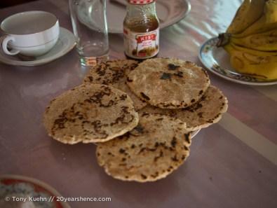 Breakfast in Ambalangoda