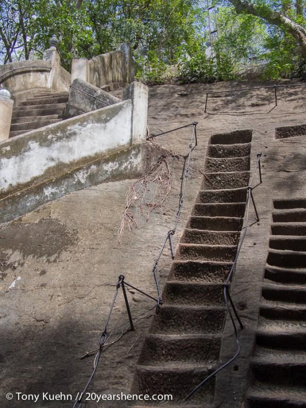 Mulkirigala Steps