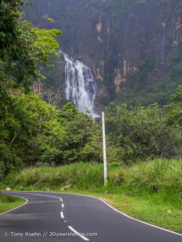 On the road to Ella, Sri Lanka