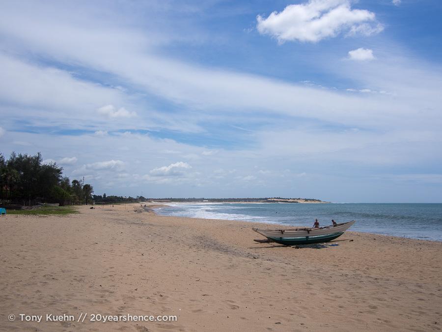 Arugam Bay Beach