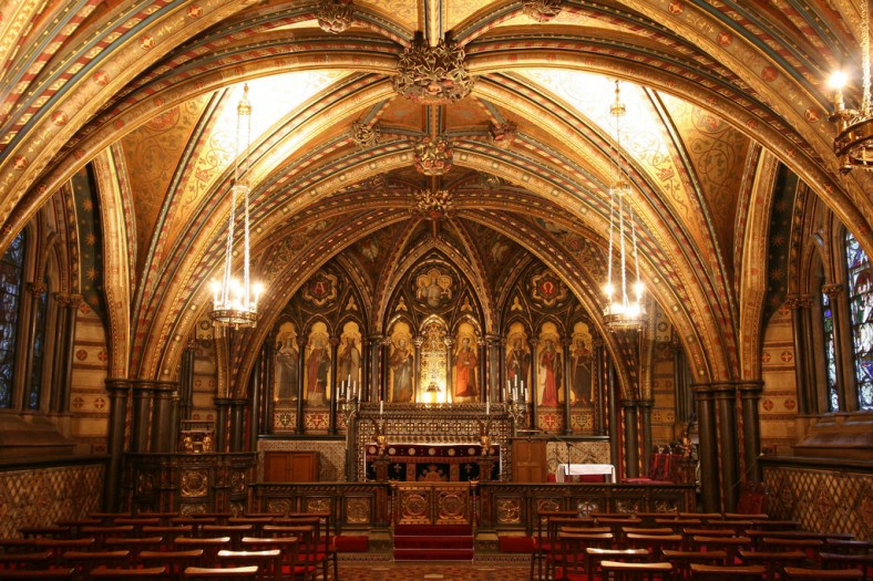 Chapel of St. Mary Undercroft