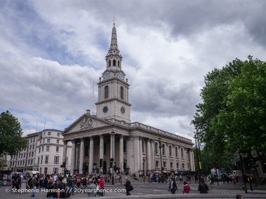St. Martin in the Fields, London