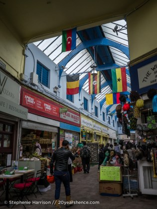 Brixton Village Market, London