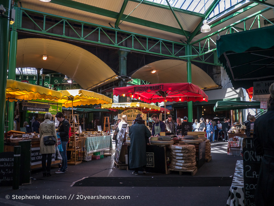 Borough Market, London