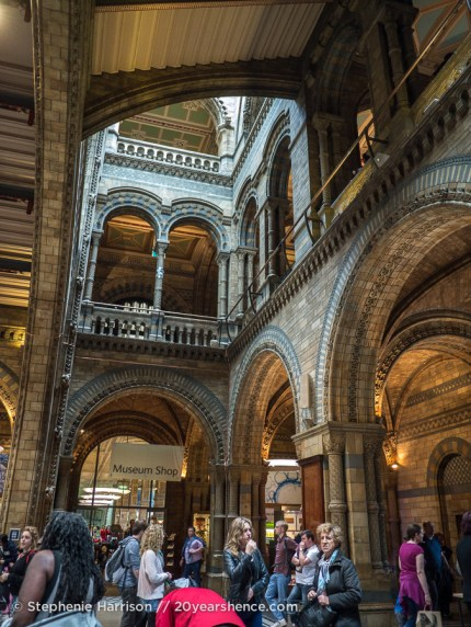 The Natural History Museum, London