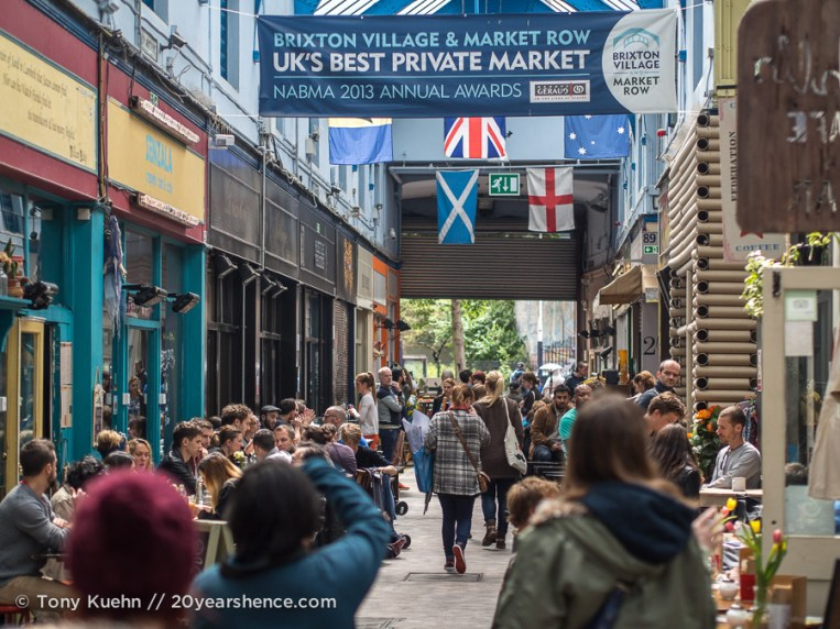Brixton Village Market, London