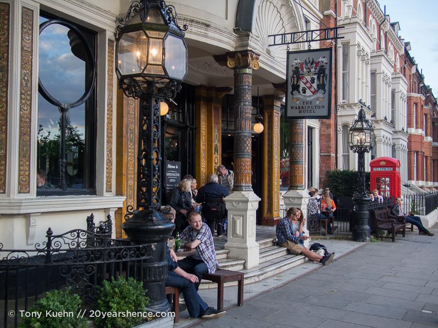 The Warrington Hotel, London