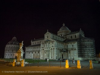 Duomo and the Leaning Tower, Pisa, Italy