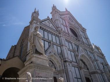 Santat Croce, Florence