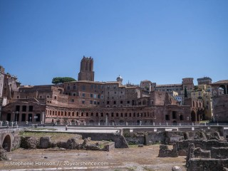 The Forum of Augustus