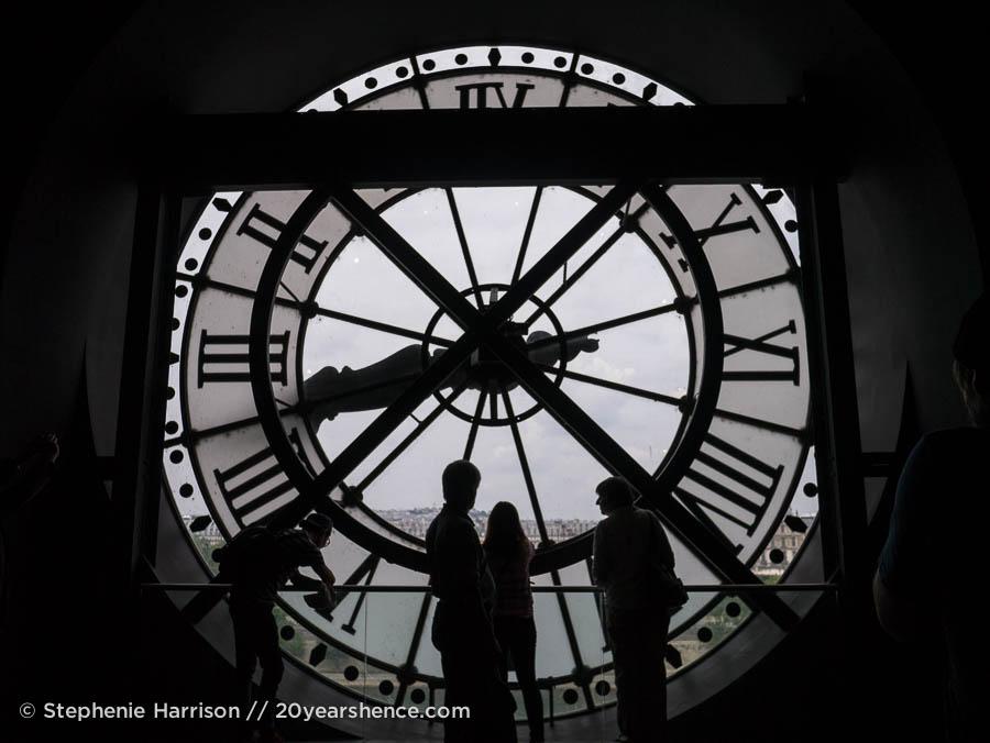 The Musée d'Orsay, Paris, France