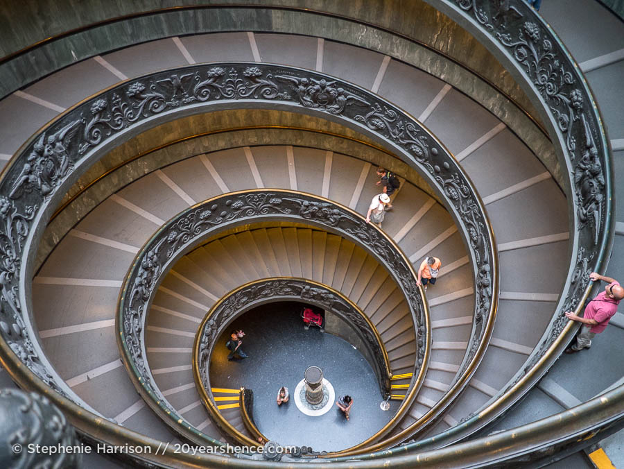 The Vatican Museum, Rome, Italy