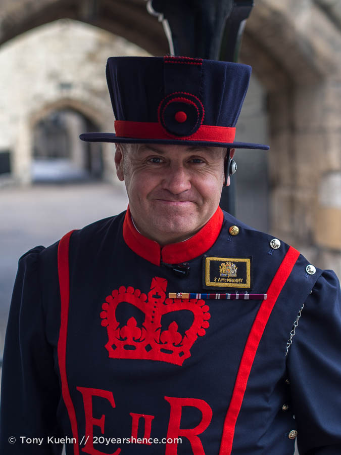 Beefeater, Lond, England