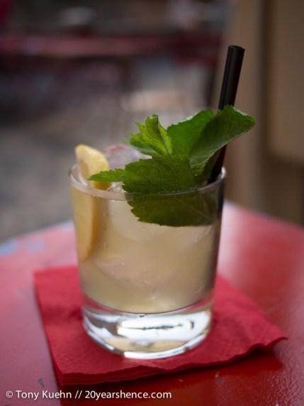 Cocktail from Freni e Frizione