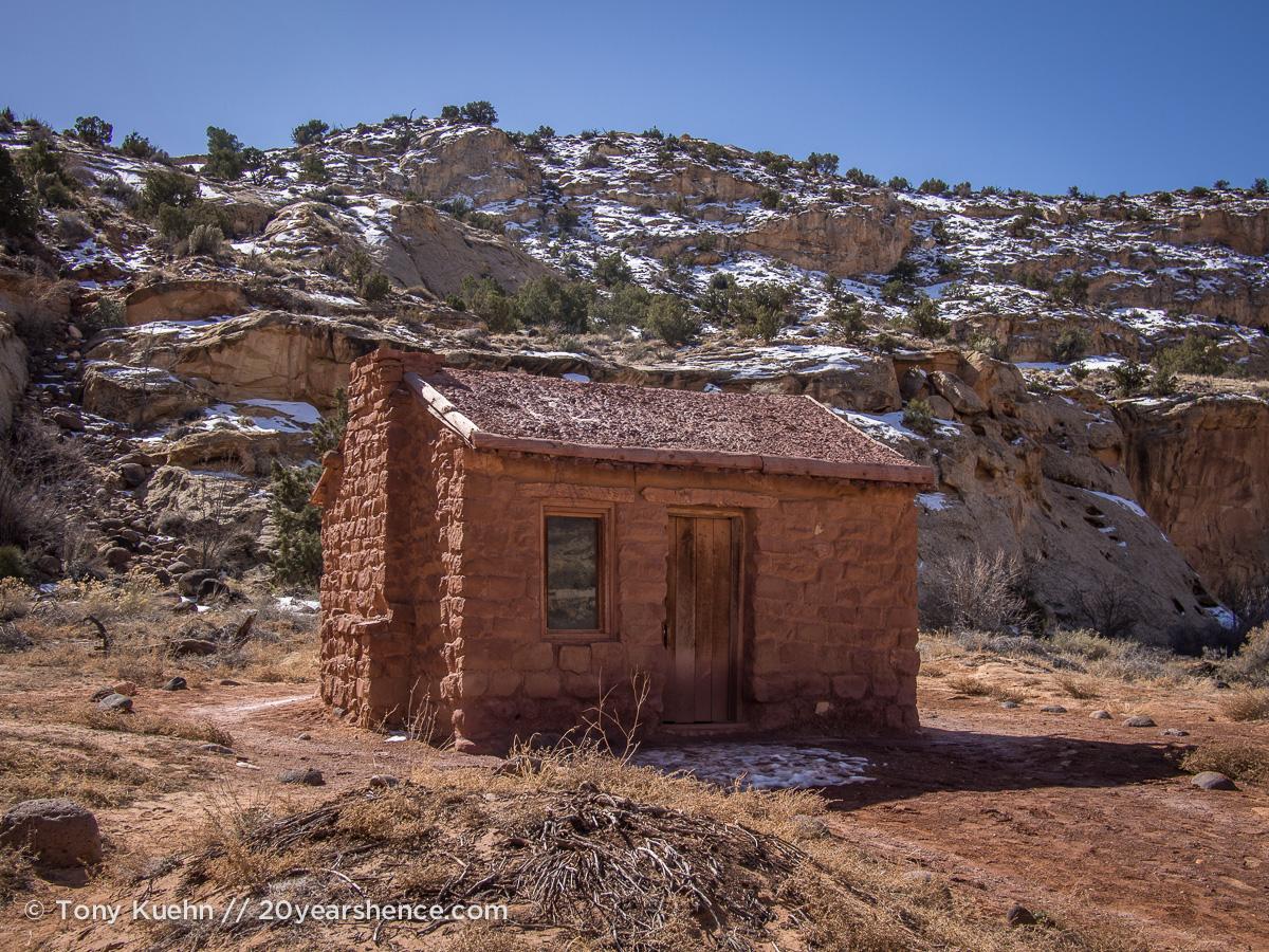 Cabin in Utah