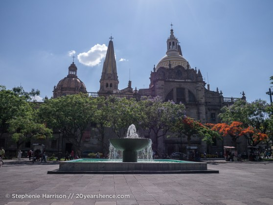 Plaza de Armas, Guadalajara, Mexico