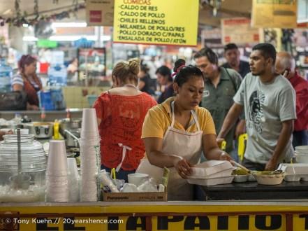Mercado Libertad, Guadalajara, Mexico