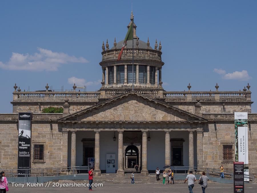 Instituo Cultural Cabañas, Guadalajara, Mexico