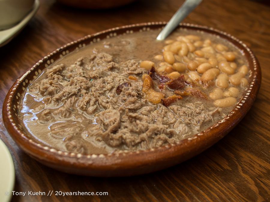 Carne en su jugo, Guadalajara