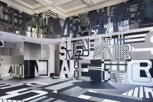 Dazzle installation by Design studio