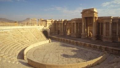 مدينة تدمر القديمة
