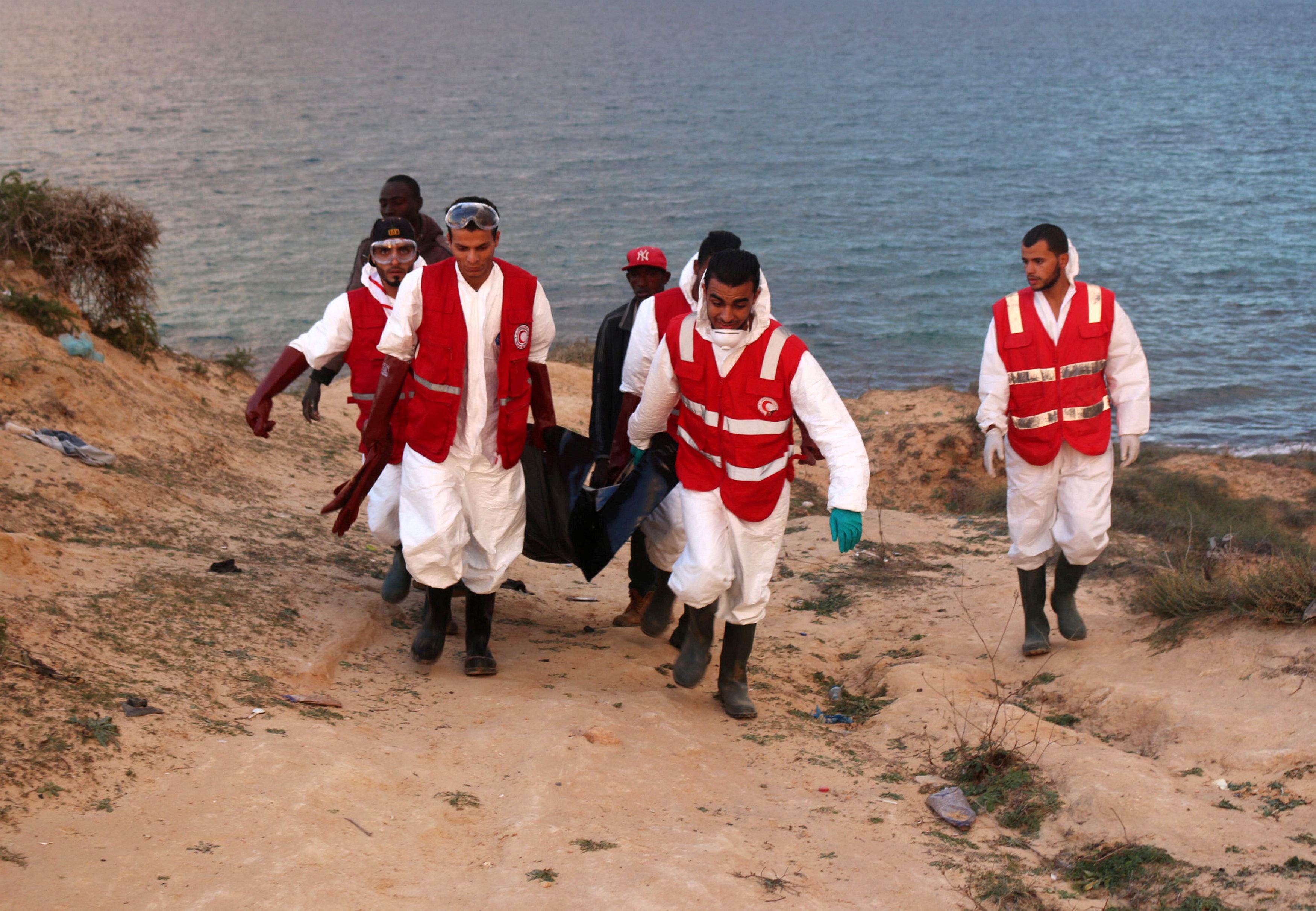 سواحل ليبيا