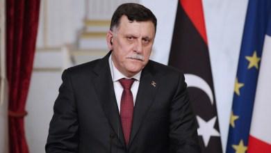 رئيس المجلس الرئاسي فايز السراج