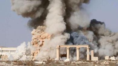 مدينة تدمر السورية