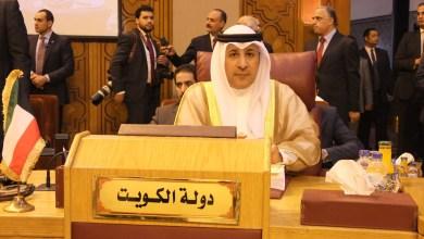 مساعد وزير الخارجية الكويتي لشؤون الوطن العربي السفير عزيز الديحاني