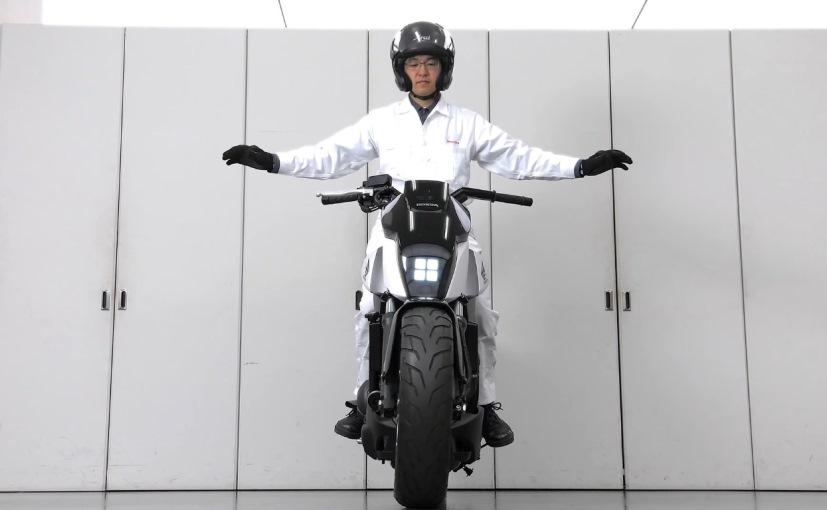 دراجة توازن ذاتي