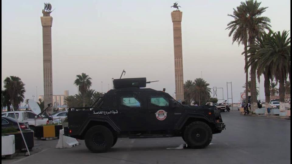 """""""الردع الخاصة"""" تقبض على عادل السيفاو """"الشيتا"""" آمر الكتيبة 12"""