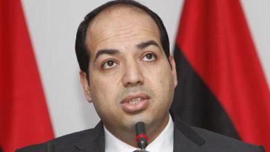 نائب رئيس المجلس الرئاسي لحكومة الوفاق الوطني أحمد معيتيق