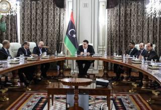المجلس الرئاسي لحكومة الوفاق الوطني