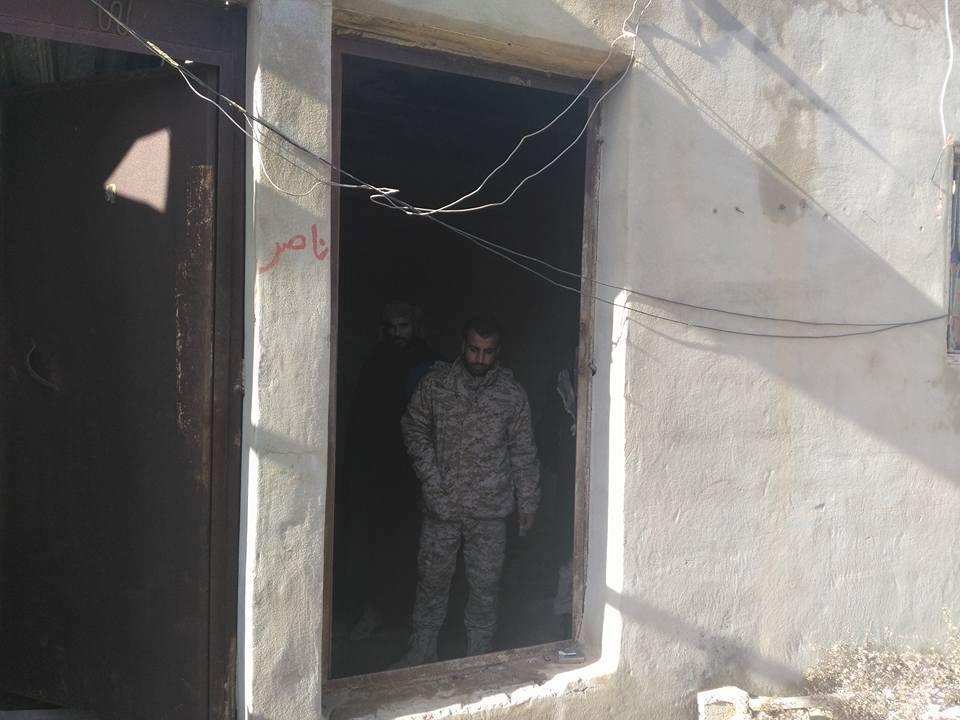 سجون سرية في قنفودة ببنغازي