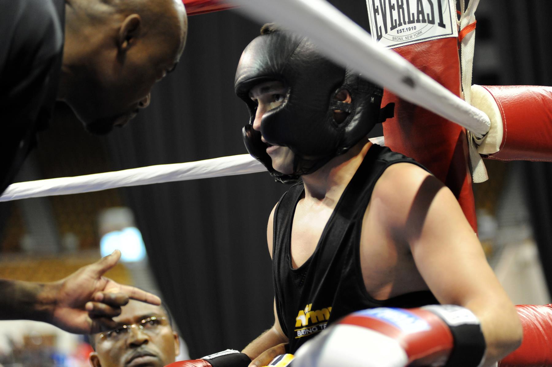 الملاكمة