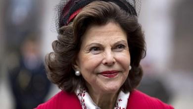 الملكة السويدية سيلفيا