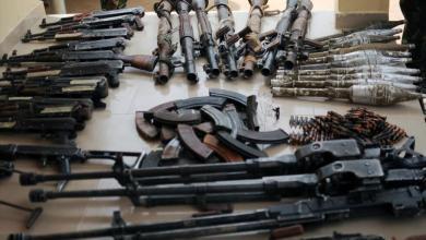 السلاح في ليبيا
