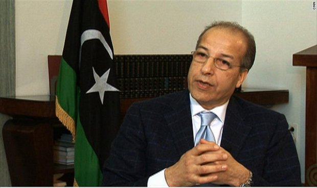 محافظ مصرف ليبيا المركزي الصديق الكبير