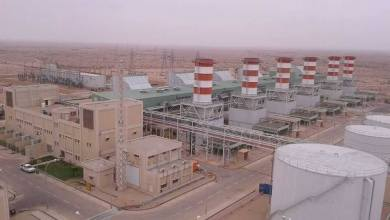 محطة الرويس للكهرباء