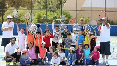 انطلاق تصفيات التنس بالمنطقة الغربية