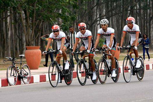 سباق طرابلس ترهونة للدراجات