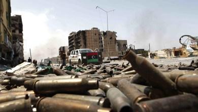 مفردات الحرب الليبية