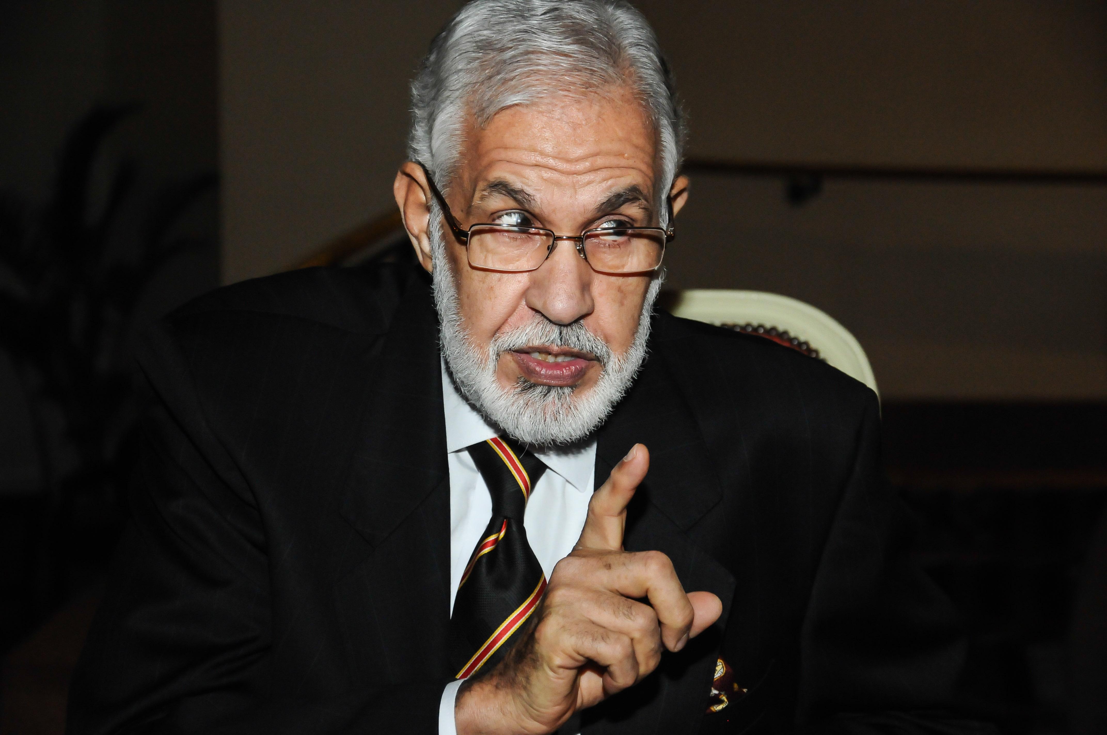 وزير الخارجية بحكومة الوفاق الوطني محمد الطاهر سيالة
