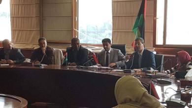 وزير المالية المسمى بحكومة الوفاق الوطني
